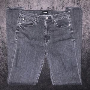 Hudson Barbara High Waist Super Skinny Jeans 29